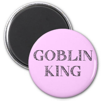 Goblin King Fridge Magnets