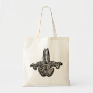 Goblin King Staff Icon Canvas Bags