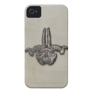 Goblin King Staff Icon iPhone 4 Case-Mate Case