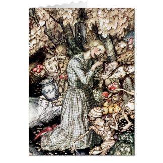 Goblin Market Card