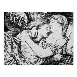 Goblin Market [Christina Rossetti] Postcard