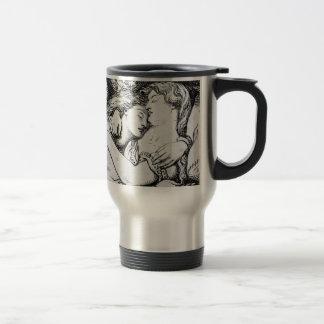 Goblin Market [Christina Rossetti] Travel Mug