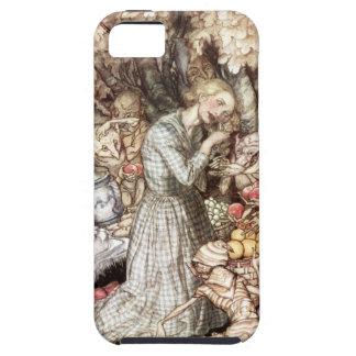 Goblin Market: precious golden lock iPhone SE/5/5s Case
