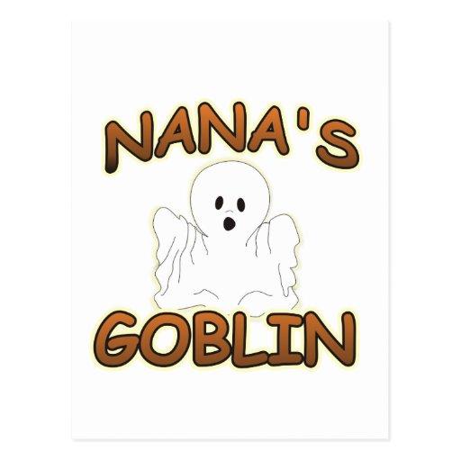 GOBLIN NANA POST CARDS
