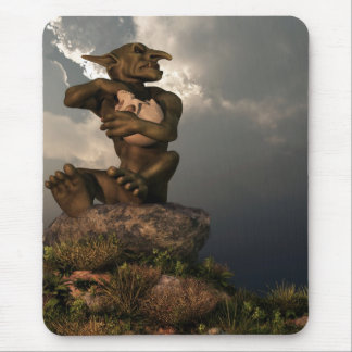 Goblin Popcorn Mouse Pad
