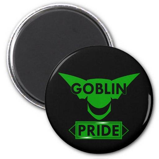 Goblin Pride Fridge Magnet