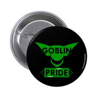Goblin Pride Pinback Button