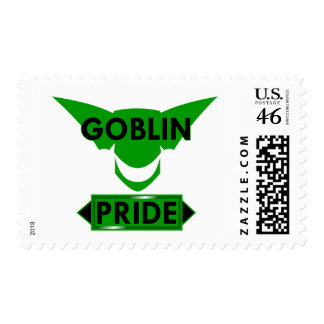 Goblin Pride Stamps
