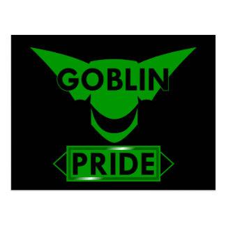 Goblin Pride Postcard