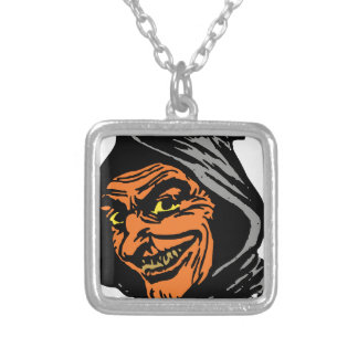 Goblin Silver Plated Necklace