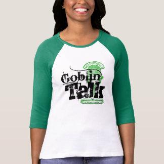 Goblin Talk - Ladies Raglan Shirt