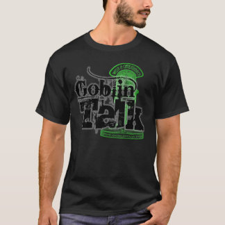 Goblin Talk Logo - Dark T-Shirt