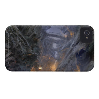 Goblin Town Concept - Bridges iPhone 4 Case-Mate Case