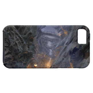 Goblin Town Concept - Bridges iPhone SE/5/5s Case