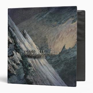 Goblin Town Concept - Goblin Prisoners 3 Ring Binder