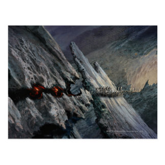 Goblin Town Concept - Goblin Prisoners Postcard