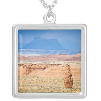 Goblin Valley State Park is a state park Silver Plated Necklace