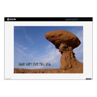 Goblin Valley State Park, UT Skin For Laptop