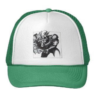 Goblin Warrior Mesh Hat