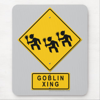 Goblin XING Mouse Pad
