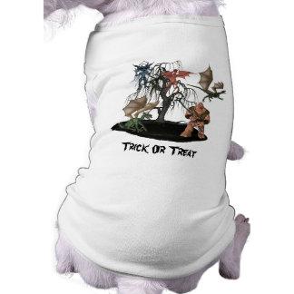 Goblins Creatures Ogre Halloween Tee