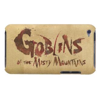 Goblins de las montañas brumosas iPod touch Case-Mate funda