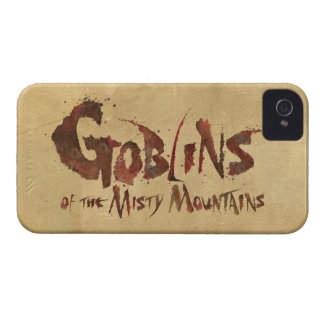 Goblins of the Misty Mountains Case-Mate iPhone 4 Case