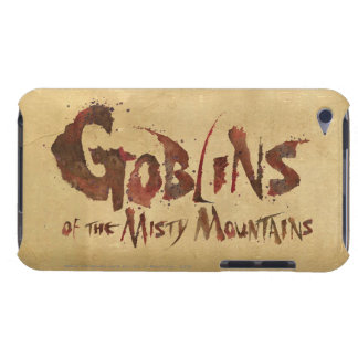 Goblins of the Misty Mountains iPod Touch Covers