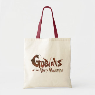 Goblins of the Misty Mountains Tote Bags