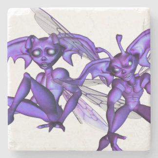 Goblins Posavasos De Piedra
