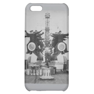 """""""Gobs"""" and Guns on the USS Texas iPhone 5C Cases"""