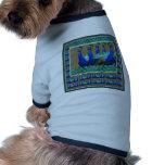 Goce:  El pavo real n empluma gráficos del arte Camisetas Mascota
