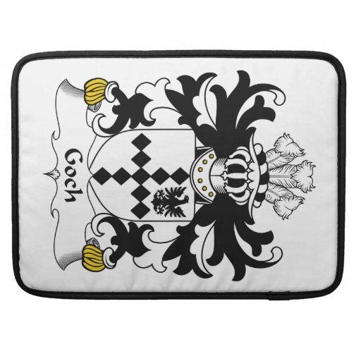 Goch Family Crest Sleeve For MacBooks