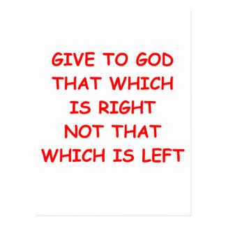 GOD1 POSTALES