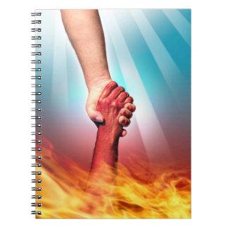 God and Devil Notebook