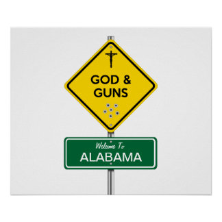 God and Guns Poster