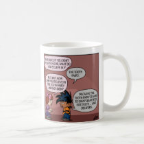 God and the Tooth Fairy Coffee Mug