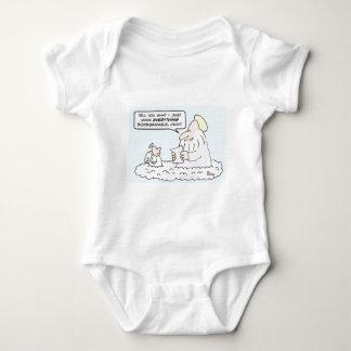 god angel biodegradable creation baby bodysuit