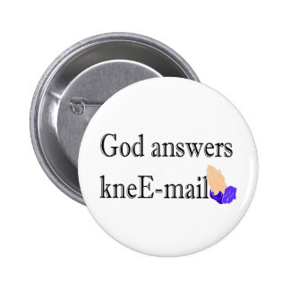 God answers kneE-mail religious gift Pin