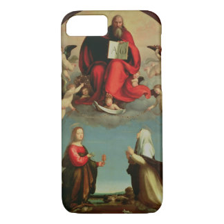 God appearing to St. Mary Magdalen and St. Catheri iPhone 8/7 Case