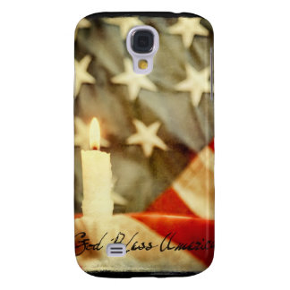 God Bless America Galaxy S4 Cases