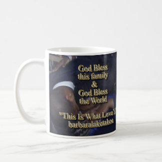 God Bless America Cup/Mug Coffee Mug