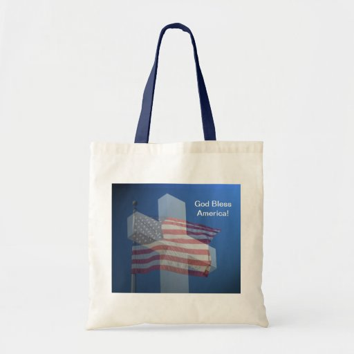God Bless America!  Gifts and Clothes Bags