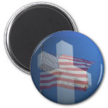 God Bless America!  Gifts and Clothes Refrigerator Magnet