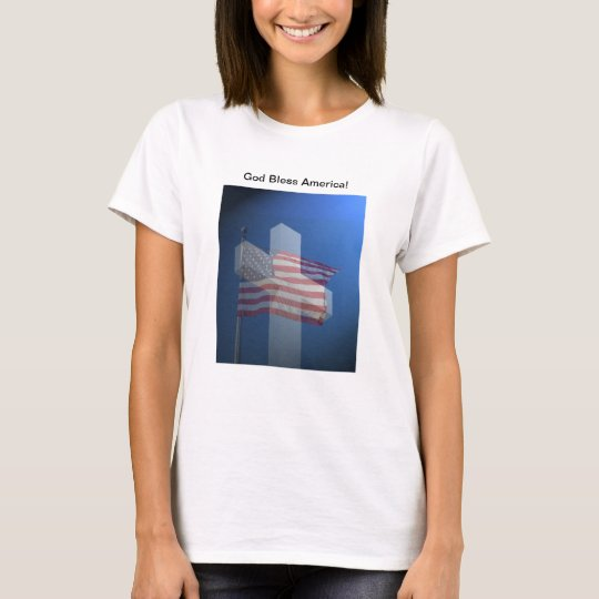 God Bless America!  Gifts and Clothes T-Shirt
