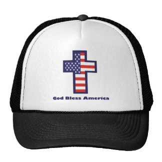 God Bless America Hats