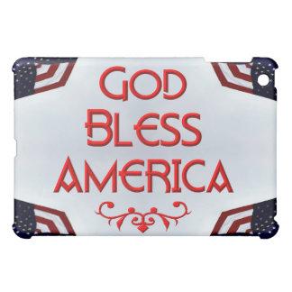 God bless America iPad Mini Covers
