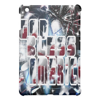 God Bless America Ipad Speck Case iPad Mini Covers