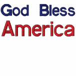 God Bless, America Polo Shirt