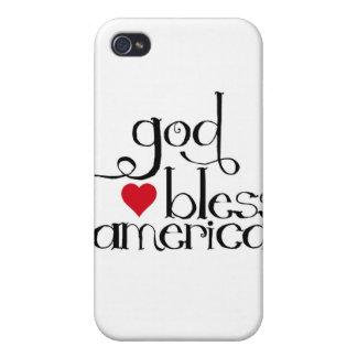 God Bless America Speck Case